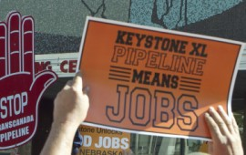 Keystone Oil Pipeline